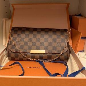 Authentic Louis Vuitton Favorite MM in DE